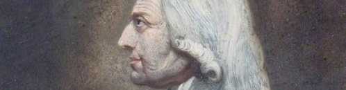 unknown artist; Reverend John Wesley (1703-1791), Aged 86